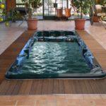 Cos'è il nuoto controcorrente in piscina e come funziona